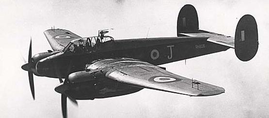 Бомбардировщик Bristol Brigand - Mk.1