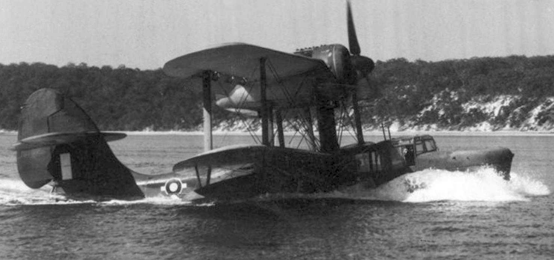 Летающая лодка-амфибия Supermarine