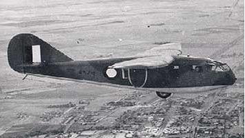 Десантный планер DHA-G2 Glider