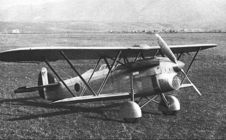 Истребитель Fiat С.R.30