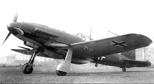 Истребитель Fiat Centauro  G.55