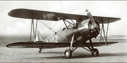 Учебно-тренировочный самолет Koolhoven FK-51