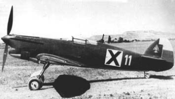 Истребитель Avia Av-135