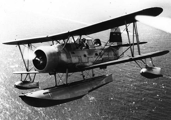 Гидросамолет Curtiss SOC Seagull