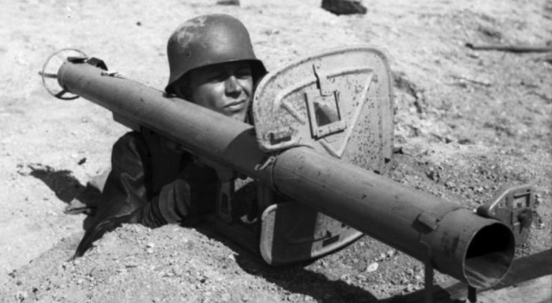Противотанковый гранатомет RPzB-54