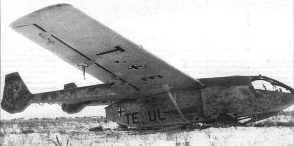 Планер серии Gotha Go-242