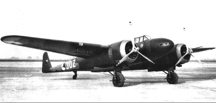 Истребитель Fokker G.I Faucher