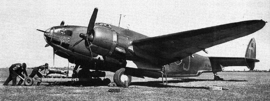 Морской ударный самолет Lockheed -Ventura Mk.II