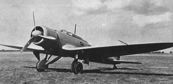 Разведчик Heinkel Не-170