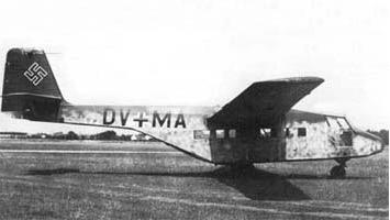 Планер серии Gotha Ка-430