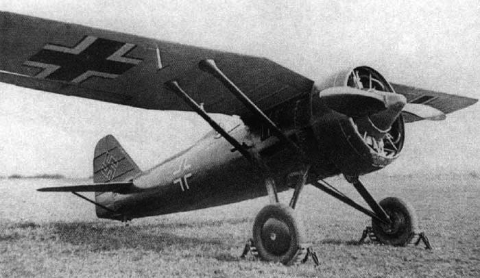 Истребитель PZL P.7
