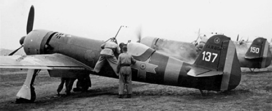 Истребитель IAR-80А