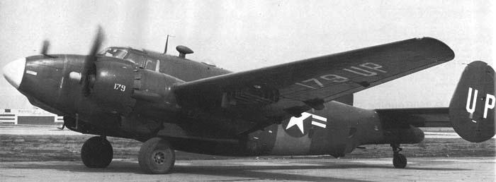 Патрульный самолет Lockheed PV-2 Harpoon