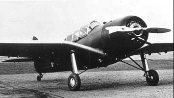 Учебно-тренировочный самолет Koolhoven FK-56