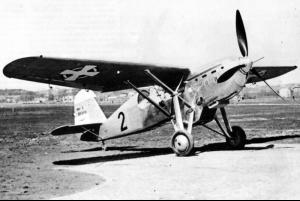 Истребитель Ikarus IK-2