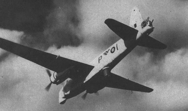 Противолодочный самолет Vickers Wellington GR.Mk-XIІІ