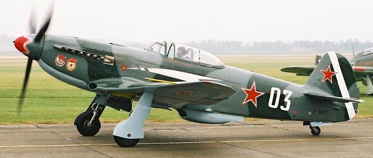 Истребитель Як-1 (И-26)