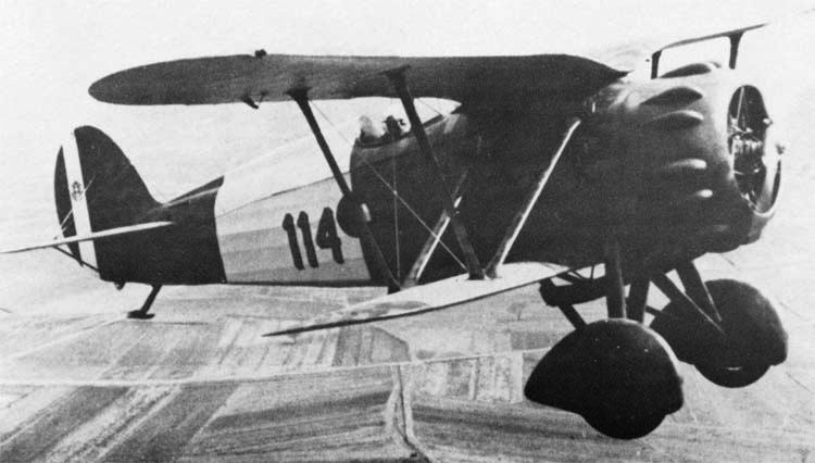Учебно-тренировочный самолет ІMAM Ro-41
