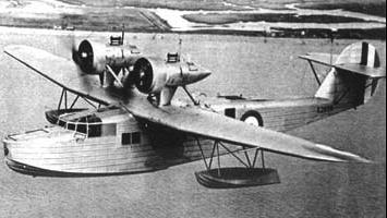 Летающая лодка Saro A.19/29 Cloud