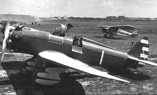Учебно-тренировочный самолет - УТ-2 (Я-20)