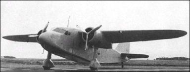 Транспортный самолет Kokusai Ki-59