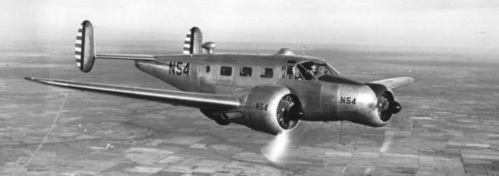 Учебно-тренировочный самолет Beech AT-7 Navigator