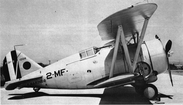 Истребитель Grumman F-3F-2
