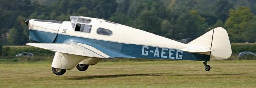 Многоцелевой самолет Miles M-3 Falcon