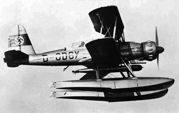 Гидросамолет Arado Ar.95
