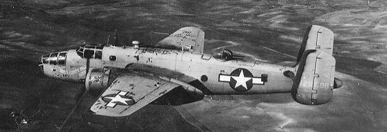 Дальний разведчик. North American F-10
