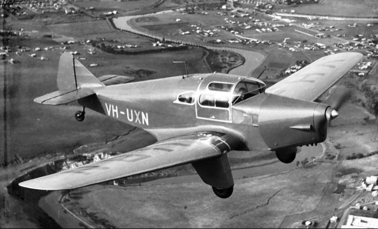 Многоцелевой самолет Miles M-4 Merlin