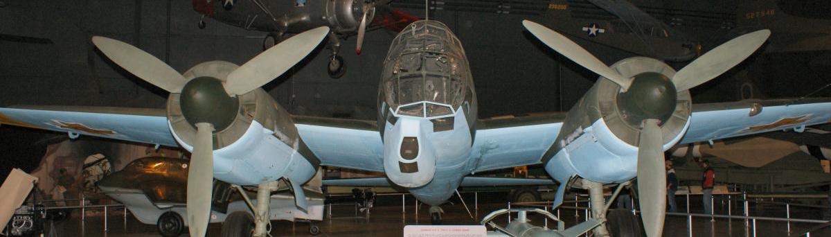 Дальний разведчик Junkers Ju.-88D