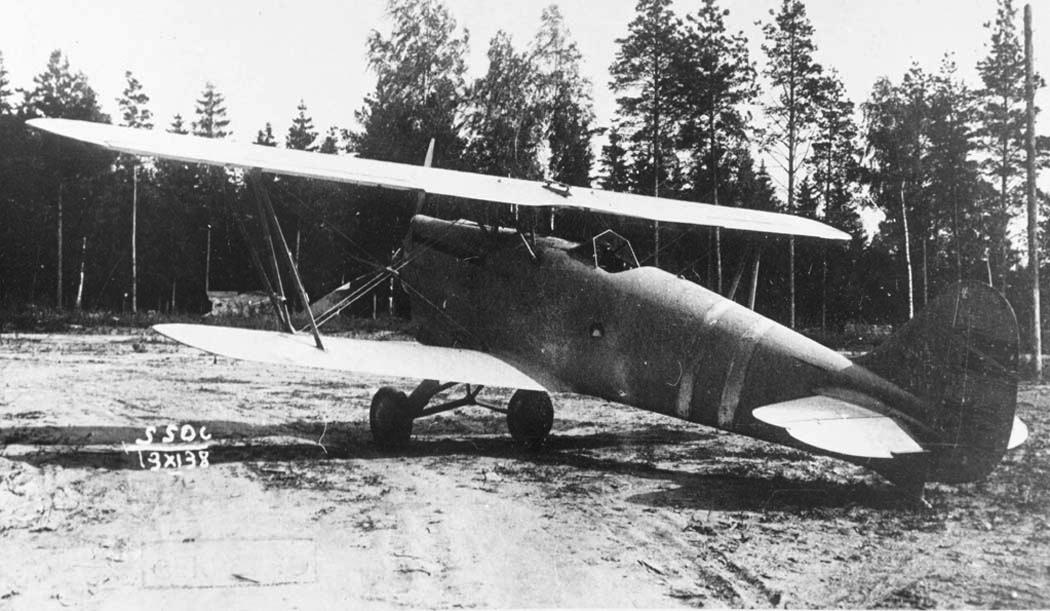 Истребитель Kawasaki Ki-10