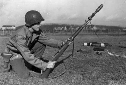 Ружейный гранатомет М-7
