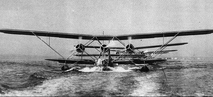 Летающая лодка Breguet 521 Bizerte