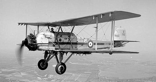 Торпедоносец Vickers Vildebeest III