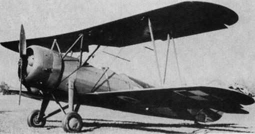 Учебно-тренировочный самолет PWS-18