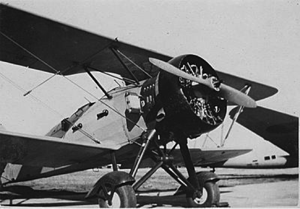 Учебно-тренировочный самолет Tachicawa Ki-17