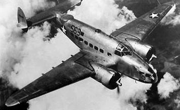 Учебно-тренировочный самолет Lockheed Hudson АТ-18А