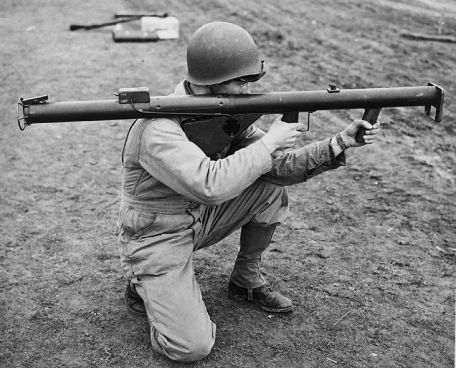 Гранатомет M-1 Bazooka