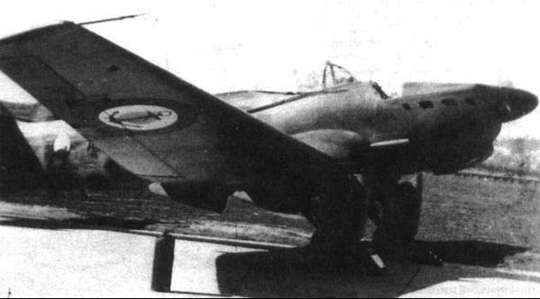 Бомбардировщик Loire-Nieuport  LN-401