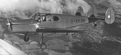 Многоцелевой самолет Miles M-38 Messenger