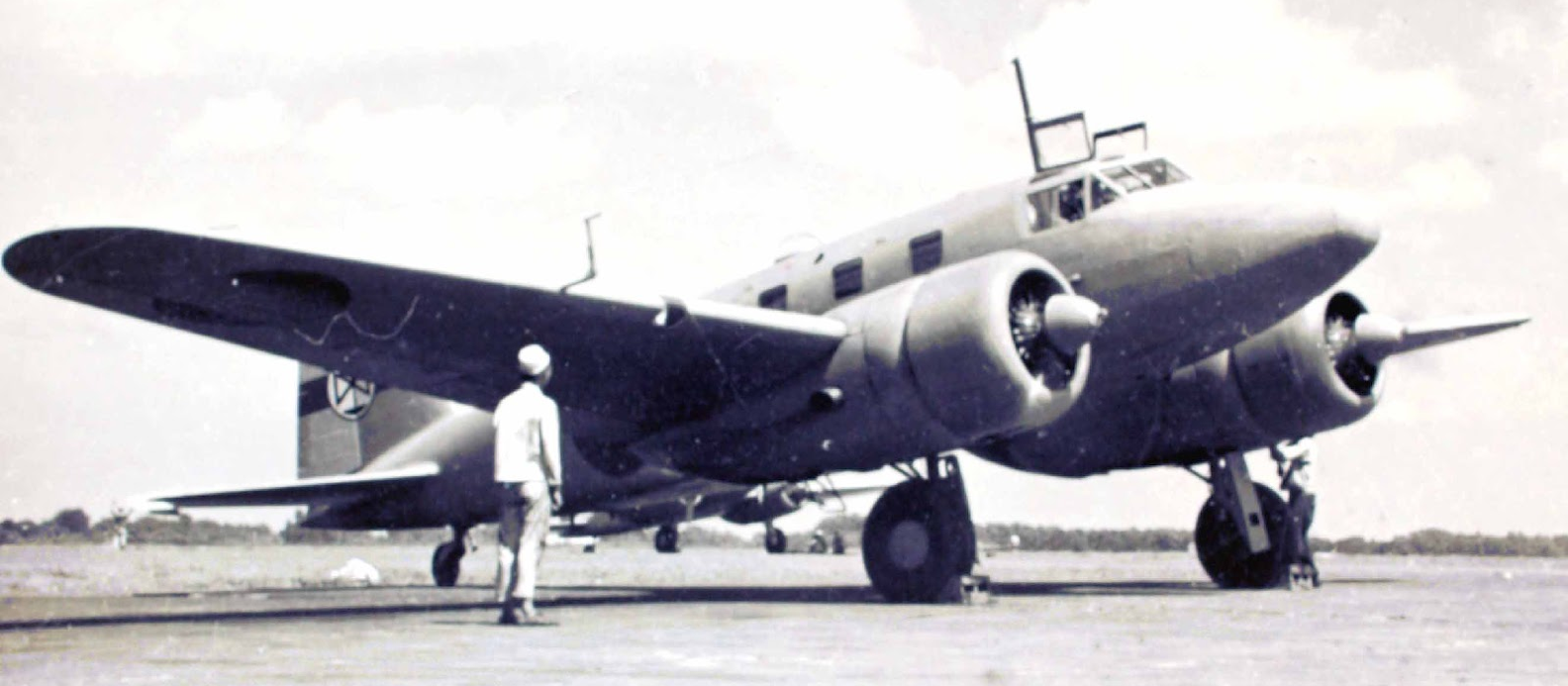 Учебно-тренировочный самолет Tachikawa Ki-54