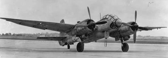 Дальний разведчик Junkers Ju-388L
