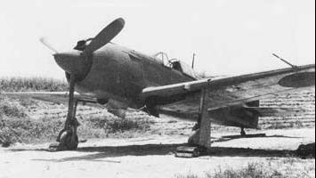 Истребитель Kawasaki Ki-100