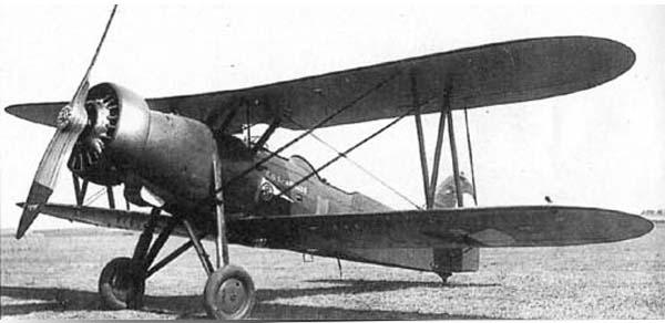 Разведчик-бомбардировщик Letov S-328