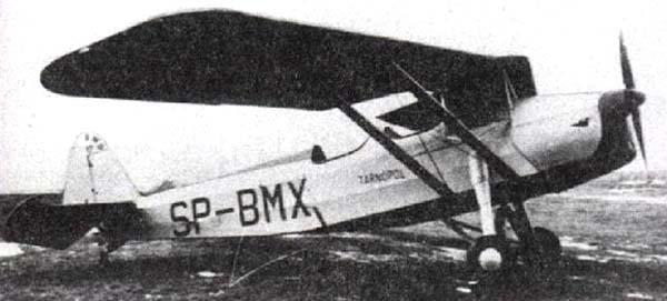 Учебно-тренировочный самолет RWD-17