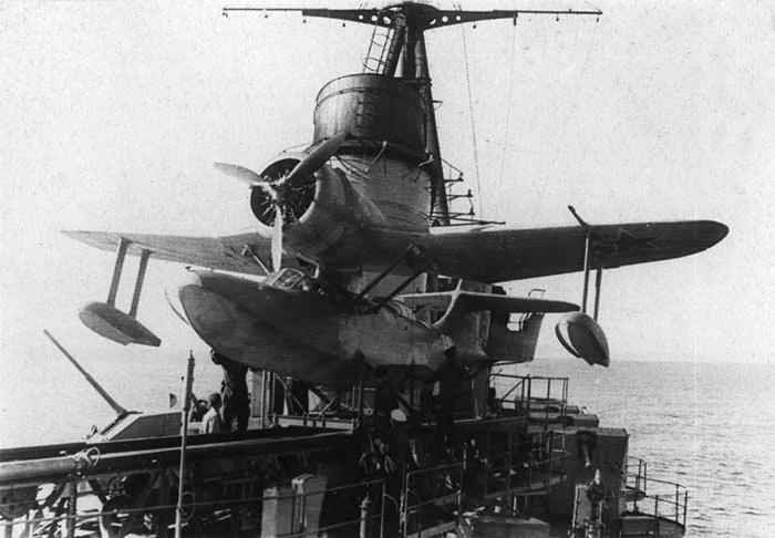 Летающая лодка КОР-2 (БЕ-4)