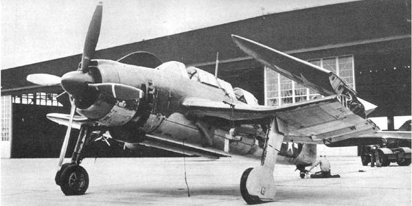 Палубный торпедоносец Aichi B-7A Ryusei