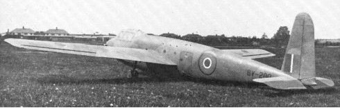 Планер Hotspur (GAL-48)